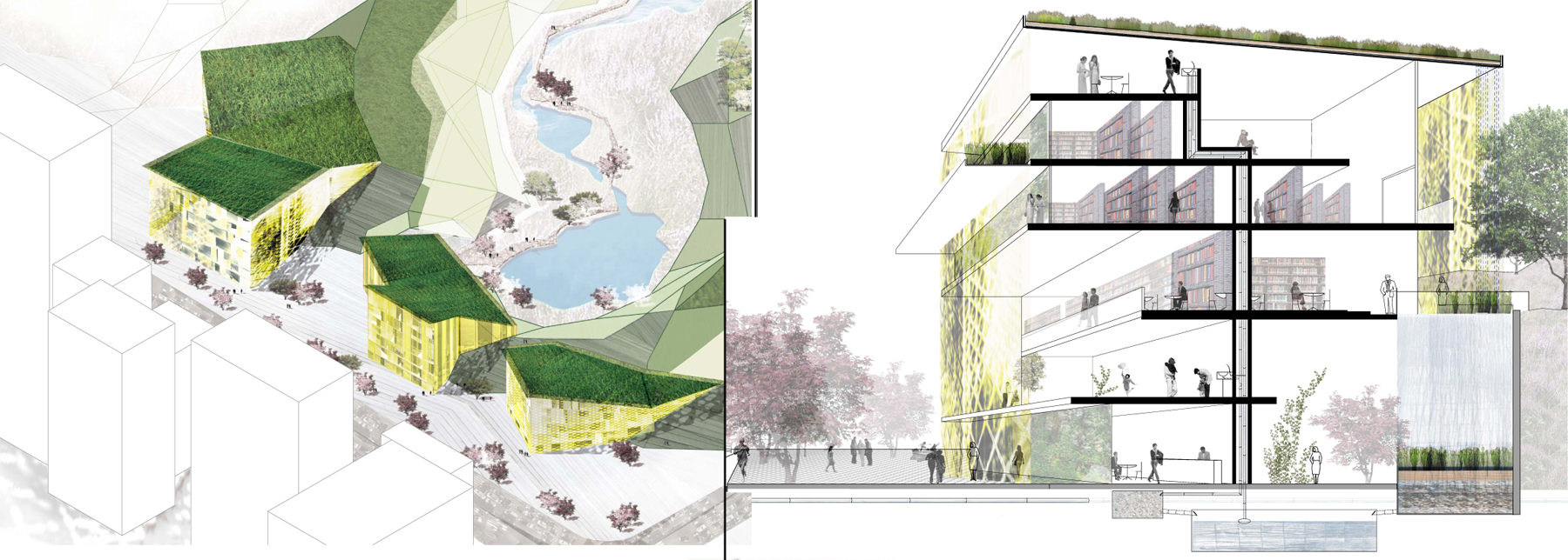 Urban Design ASBN Landscape Architecture And Gardens - Sustainable architecture design